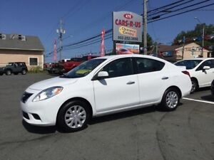 2014 Nissan Versa 1.6 SV   FREE 1 YEAR PREMIUM WARRANTY INCLUDED
