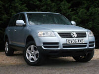Volkswagen Touareg 2.5TDI auto 2006MY SE