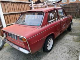 Classic car swap spares repair