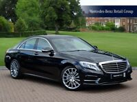PCO MERCEDES S CLASS FOR HIRE