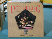 The pentagle - The collection 33 RPM, 2 disques