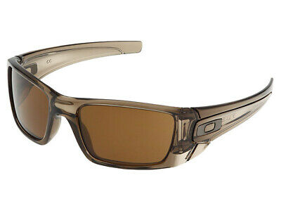 Oakley Fuel Cell Sunglasses OO9096-02 Polished Brown Smoke/Dark Bronze Brown Smoke Dark Bronze