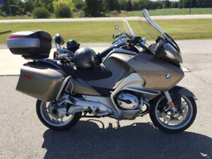 BMW R1200RT 2008 Well-Equipped, Like New