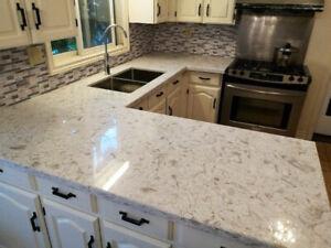 Granite Quartz Countertops + Free Estimates - Jenny 416-666-9866