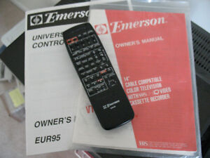 Emerson T.V with remote Peterborough Peterborough Area image 6