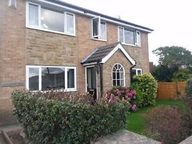 Furnished bedroom and own furnished living room in Ossett