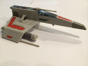 Star Wars E-wing FIGHTER by action fleet