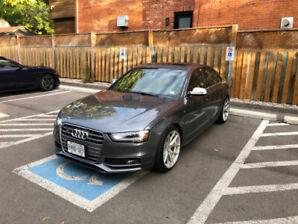 2013 Audi S4, A Great Condition Car!