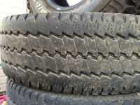 For sale 5 - LT265/70R17 tires