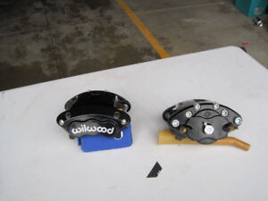 Willwood GM metric (small) 2 piston calipers