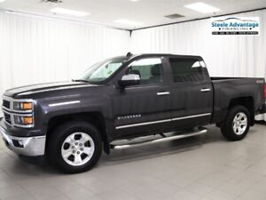 2014 Chevrolet Silverado 1500 LTZ - Leather Heated Seats, Sunroo