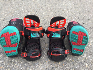 K2 Vandal Boots and Bindings