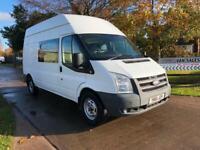 888ad02ecb Ford Transit 2.4TDCi Lwb Van   Welfare Van   Messing Van   Camper Van