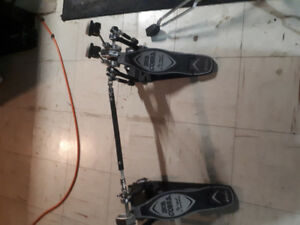 Tamara Iron Cobra power glide double pedals
