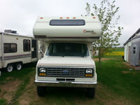 1990 ford motor home