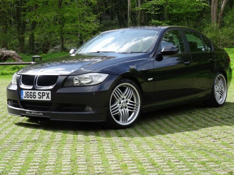 2006 Bmw Alpina D3 Not 320d Or 330d In Barry Vale Of Glamorgan