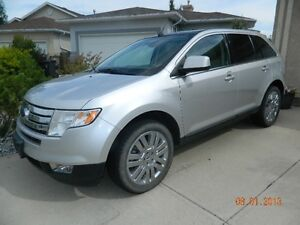 2009 Ford Edge Limited SUV, Excellent Condition