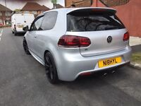 VW 2009 Golf 1.4 TSI R Line , HPI Clear, Very Low Miles,Full VW Service History