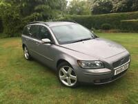 Volvo V50 2.0D SE ESTATE
