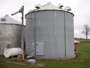 Westeel Rosco Grain Bins for sale