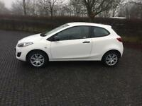 2011 Mazda 2 1.3 TS Air Con 3 Door Hatchback Same as Fiesta Finance Available