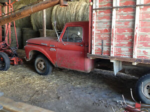 1965 Ford 1 Ton For Parts