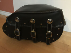 Indian Motorcycle Leather Bags