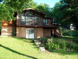 3+1 bedroom cottage on Mill Lake/Parry Sound/Muskoka for rent