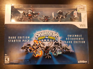Skylanders Swap Force Dark Edition - New in box
