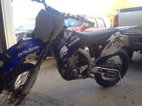 2006 yz450f lots of upgrades