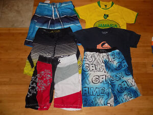 31 pieces of clothing for 10-12 year old boy