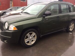 Jeep Compass 4x4 2007 nego