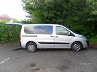 Peugeot Expert 2.0HDi ( 120bhp ) WAV Wheelchair Accessible Vehicle