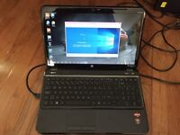 HP PAVILION G6 AMD A8 QUADCORE GAMING LAPTOP