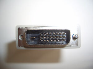 Startech DVI-I to DVI-D Dual Link Video Cable Adapter F/M Strathcona County Edmonton Area image 4