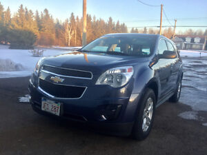 2013 Chevrolet Equinox LS w/REMOTE START 48,000kms REDUCED!!