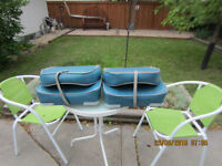 2 Swival Boat Seats ,In Like New Condition...$100.