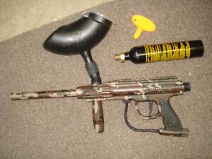 Fusil paintball (neg)