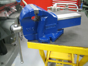 4 and 6 Inch Bench Vices
