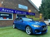 2016 BMW 1 Series 1.5 118i M Sport Auto (s/s) 5dr
