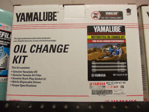 Oil Change kit MCY-OILCH-KT-08