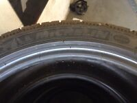 Michelin Winter Tyres x4 225/40R18