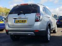 2012 Chevrolet Captiva 2.2 VCDi LTZ 5dr (7 Seats) SUV Diesel Automatic