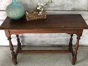 Refinished sofa/hall table