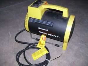 Honeywell Turbo Heater! Excellent Condition! Only $15 obo.