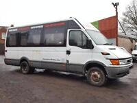 Iveco DAILY 50C13 LWB HIGH ROOF + TWIN WHEELS MINIBUS