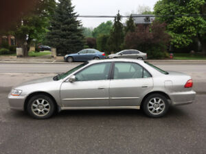 1999 Honda Accord for sale