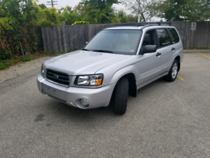 2004 Subaru Forester Limited