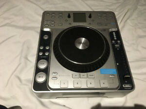 Stanton C314 Mp3 Tabletop CD Player Turntable