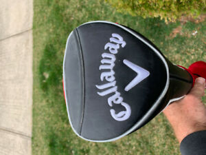 Callaway Great Big Bertha Driver - Left Handed Stiff